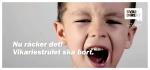 Byrå: Brand Direction. Projektledare och AD: Ida Alfredsson. Copywriter: Ulf Börgesson.