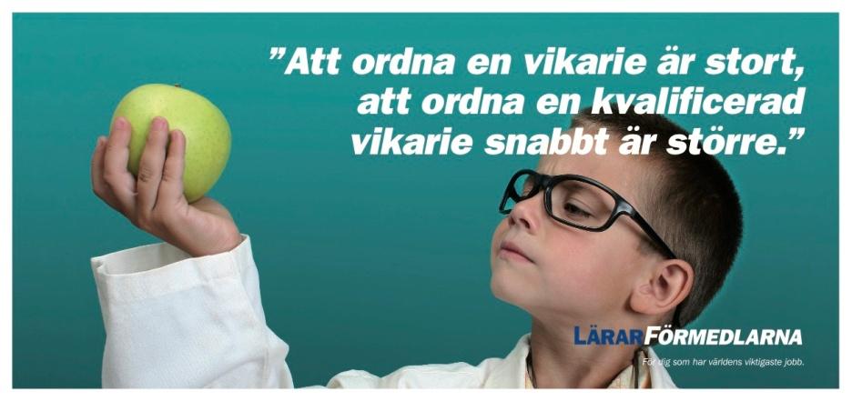 Byrå: Brand Design. AD och projektledare: Ida Alfredsson. Copywriter: Ulf Börgesson..