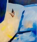 A New Space, Åsa Chambert. Olja på duk/oil on canvas. 56 x 65 cm.