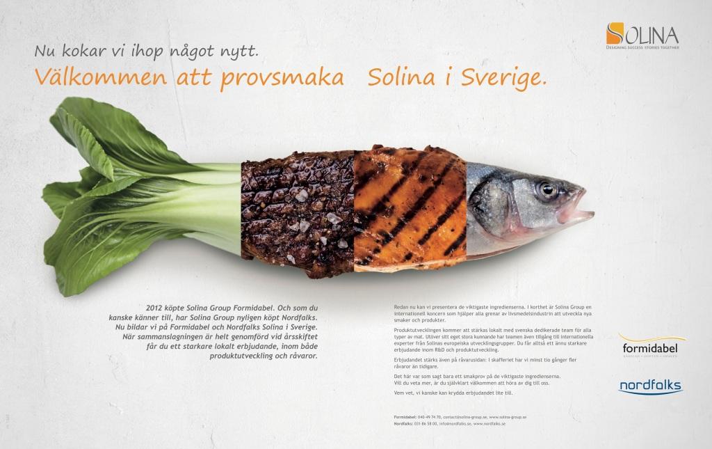 Byrå: Plentymore (f d In Time). AD: Simon Schlüter & Jonas Berg. Copywriter: Ulf Börgesson (Ubik!) Projektledare: Lisbeth Christensson.
